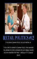 retail politics