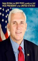 Vice president of us