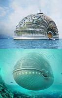 Ark Hotel Unique Dome Shaped Hotel in China The Ark project was design