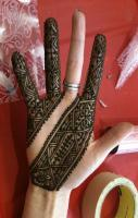 Mehendi for engagement maybe