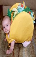 Just imagine a taco crawling across your floor hahaha