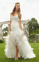 Wanweier - colorful wedding dresses, Cheap Embroidered Lace Appliques