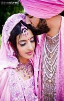 Beautiful Couple Widding Photo