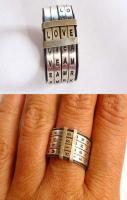 Spelling ring