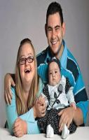 Mother with Downs Syndrome, Father with slight mental handicap, comple