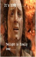 Its done Twilight is Finally over