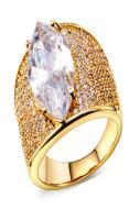 Gold Plated Fashionable Ring