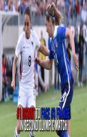 Funny in Olympic Match