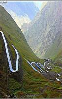 Wonderful Road in Pakistan