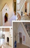 Space Under The Stairs For Your Pets