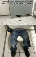 Genius prank at work…