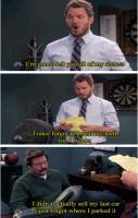 Andy Dwyer's Secrets