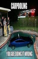funny  CarPooling