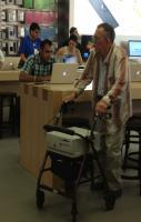 Meanwhile at an Apple Store