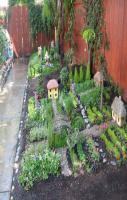 Miniature Village in your Garden