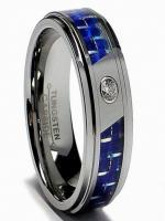 Stylish Designs of the Tungsten Rings for Men