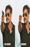 Ajay With and Without Gun