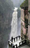 Awesome Tequendama Falls, Bogota, Colombia, South America
