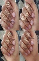 Zodiac Sign Midi Wire Rings