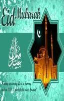 Eid Mubarak Wishes To Friend