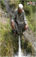 Pashto funny man