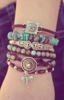 Bracelets, LOVE.