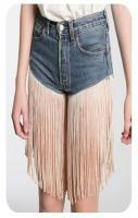 Because The Fringe Makes Your Daisy Dukes Less Trampy