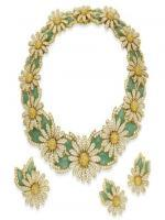 The Daisy Parure  Van Cleef & Arpels Christies