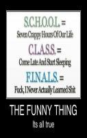 Funny Acronyms of Student