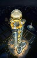 China's Richest Village - Skyscraper Hotel