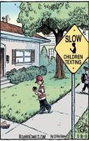 Modern Day School Crossing