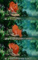 Me when I go to a lake. Plus it\\\'s Tarzan
