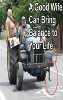 a good wife bring balance to your life