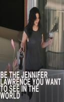 How to be the Jennifer Lawrence