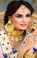 Wedding Makeup and Jewellary
