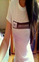 T-shirt for hot girls