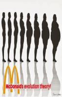 McDonald's evolution theory