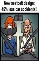 New Seat Belt