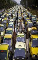 Taxi Traficin India