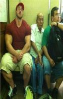 I Don't Like Muscular Men -- hilarious jokes funny pictures walmart f