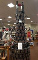 Sauron Eye Bookstore Stacks…