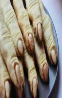 Does anyone want some witch finger cookies