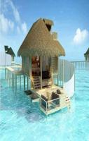 Who wants tobe there right now  Six Senses Resort in Laamu, Maldives..