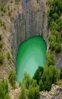 The Big Hole in the Northern Cape, South Africa