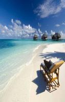 Conrad Maldives - Sooooo Clear it's amazing