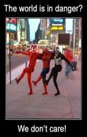Funny Spiderman