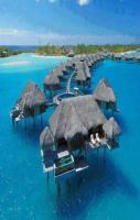 Four Seasons Hotel, Bora Bora, French Polynesia