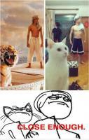 life of pi close enough