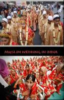 Muslim Mass Wedding in India