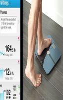 Smart Body Analyzer was developed by Withings to measure full body ana